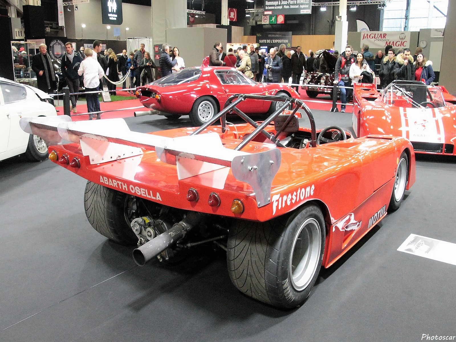 Abarth Osella 2000 Spider Prototype 1972