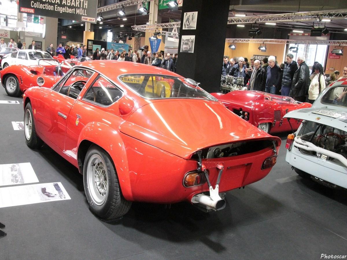 Abarth Simca 2 Mila 6 Gear 1963
