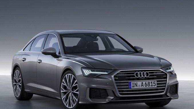 Audi A6 2019 - Face avant