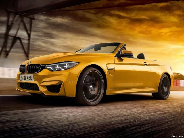 BMW M4_Convertible_30 Jahre 2018