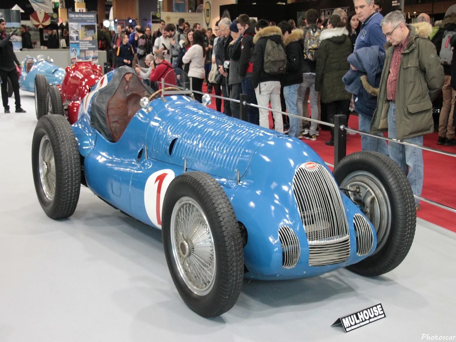 Bugatti Type 59/50 B de 1939