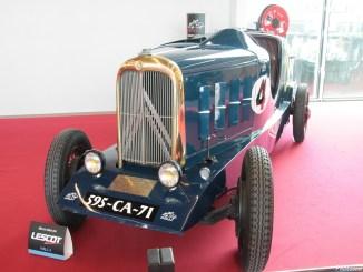 Rétromobile 2018 - Citroen Petite Rosalie 1933