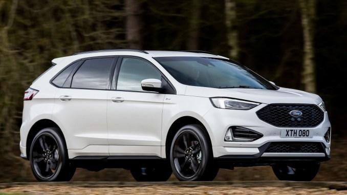 Ford Edge 2019 EU Version