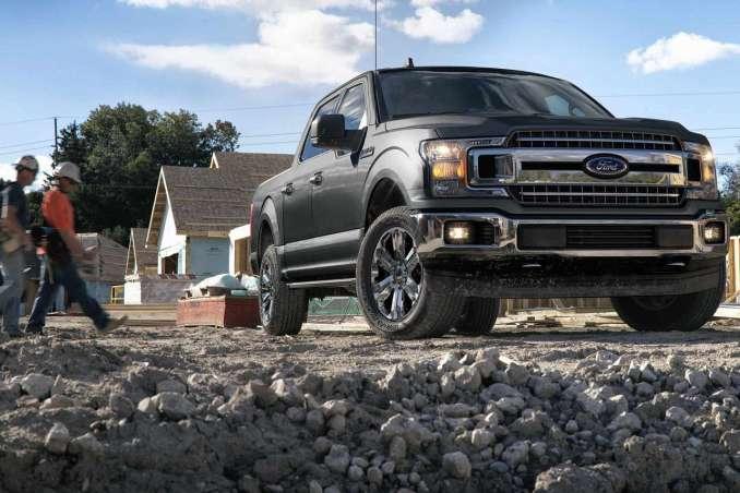 Ford F150 XLT 2018