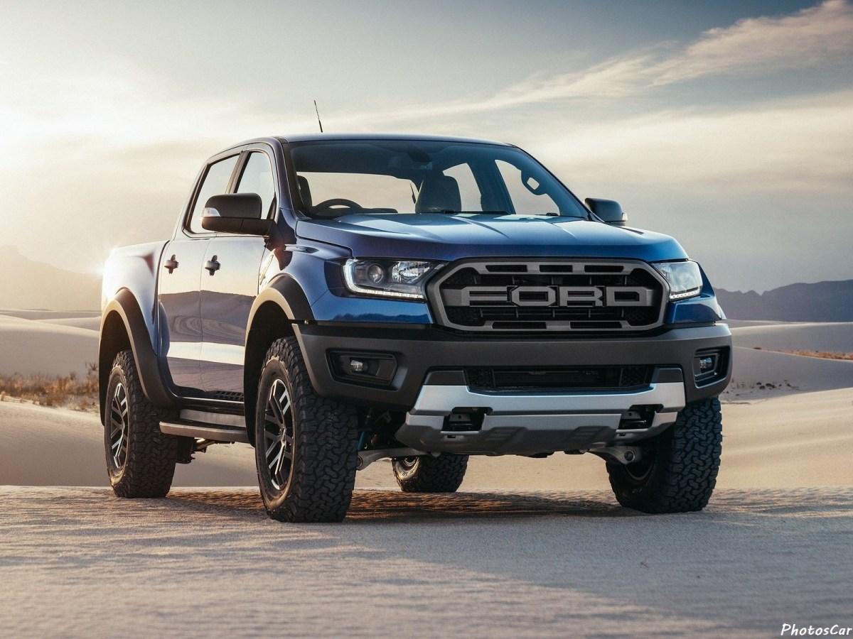 Ford Ranger Raptor 2019 avec un groupe motopropulseur turbo diesel de 210 ch
