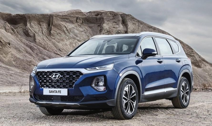 Hyundai Santa Fe 2019 change avec plus de technologie – Photoscar