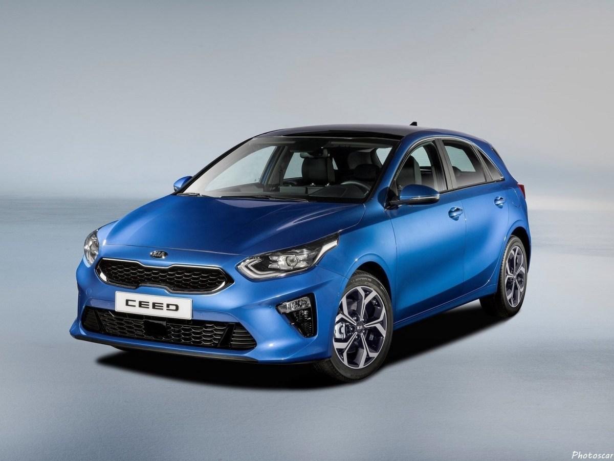 Kia Ceed 2019 nouveau look, nouveau nom et beaucoup plus de technologie