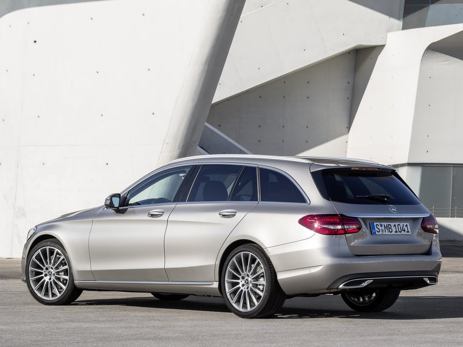 Mercedes Classe_C Estate 2019
