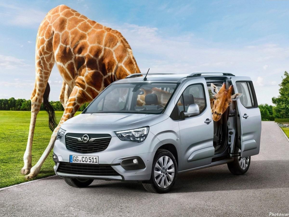 Opel Combo Life 2019, la sœur du Citroen Berlingo Multispace - Photoscar