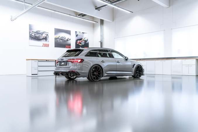 Audi ABT RS4-R 2018