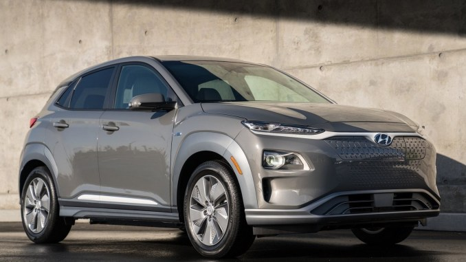 Hyundai Kona Electric 2019 US