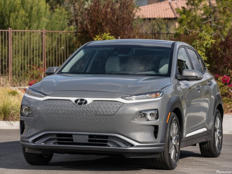 Hyundai Kona Electric US 2019