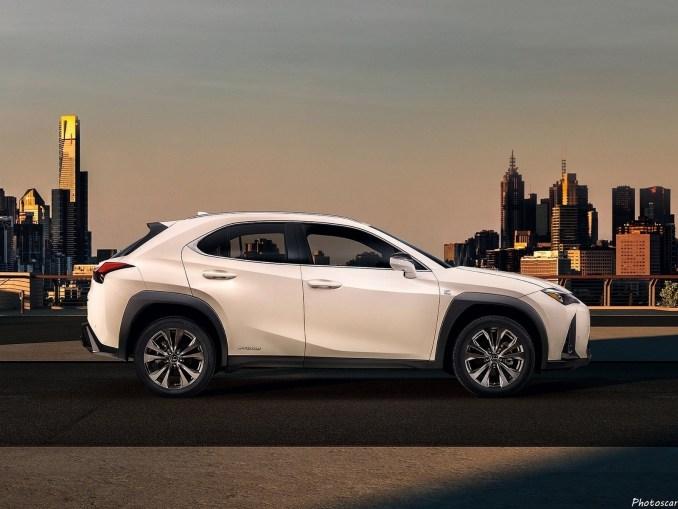 Lexus UX 2019 [02]