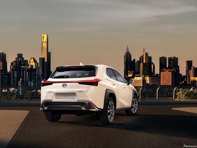 Lexus UX 2019 [03]