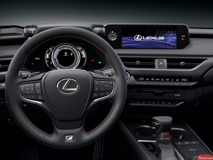 Lexus UX 2019 [08]
