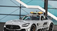 Mercedes AMG GT R F1 Safety-Car [2018]: La plus puissante