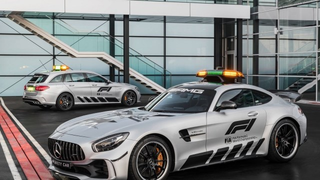 Mercedes AMG GT R F1 Safety-Car 2018