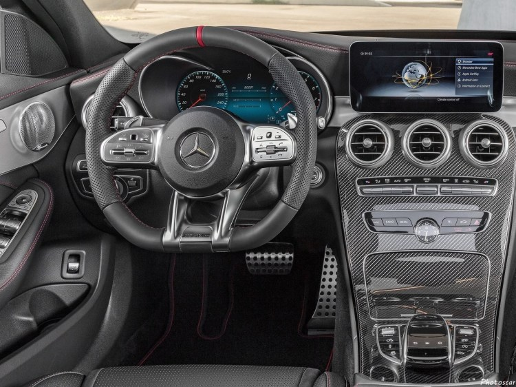 Mercedes-Benz C43 AMG 4Matic 2019