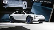 Porsche Mission E Cross Turismo 2018: Un SUV électrique de 600 ch