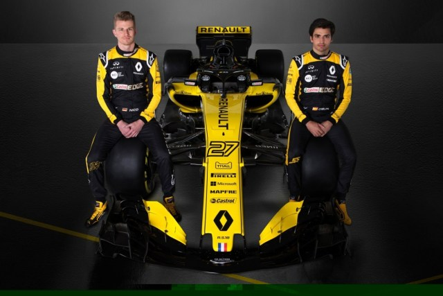 Renault RS18 2018