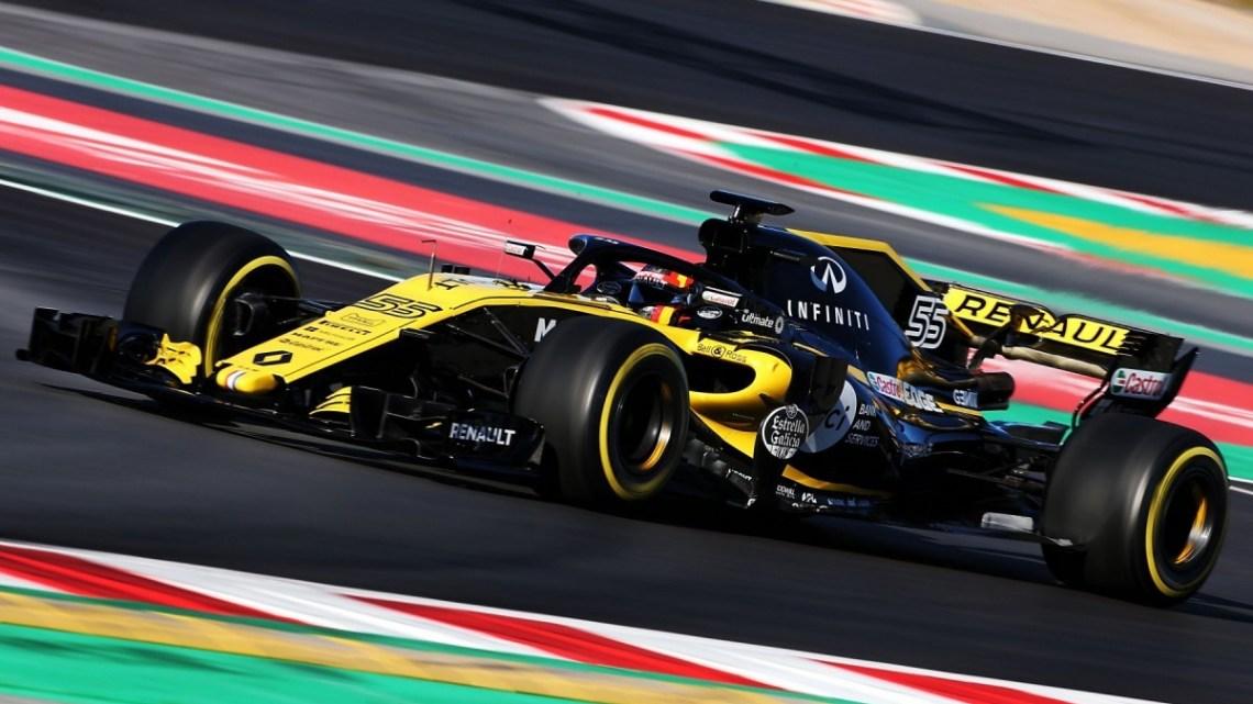 Renault RS18 2018 – La voiture que Carlos Sainz et Nico Hülkenberg