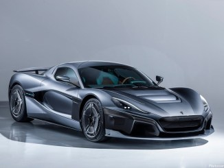Rimac C-Two 2020