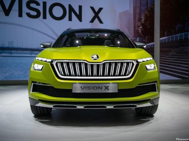 Skoda Vision X Concept 2018