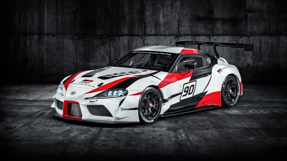 Toyota GR Supra Racing 2018 – La Supra est officiellement de retour!