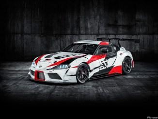 Toyota GR Supra Racing 2018