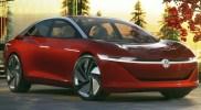 Volkswagen ID Vizzion Concept [2018]: Berline autonome à Genève