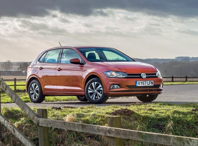 Volkswagen Polo_UK 2018