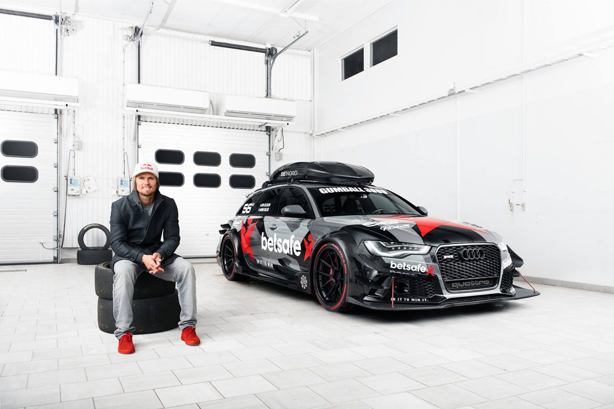 Audi RS6 DTM 2015 [Jon-Olsson]