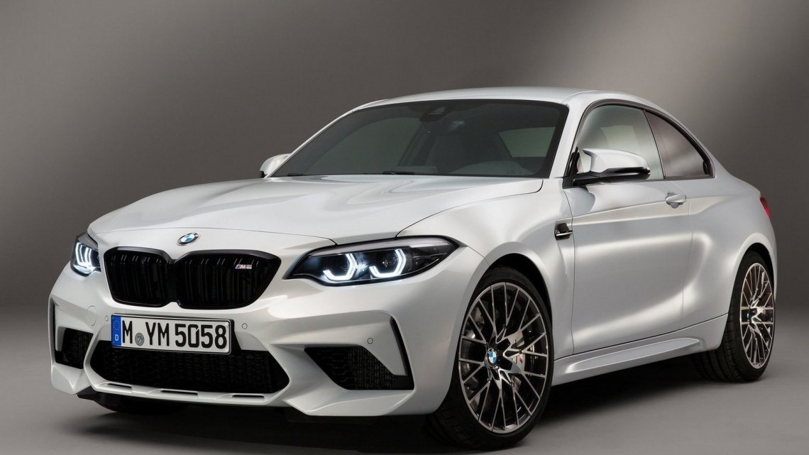 BMW M2 Competition 2019 : La version la plus chaude de la M2
