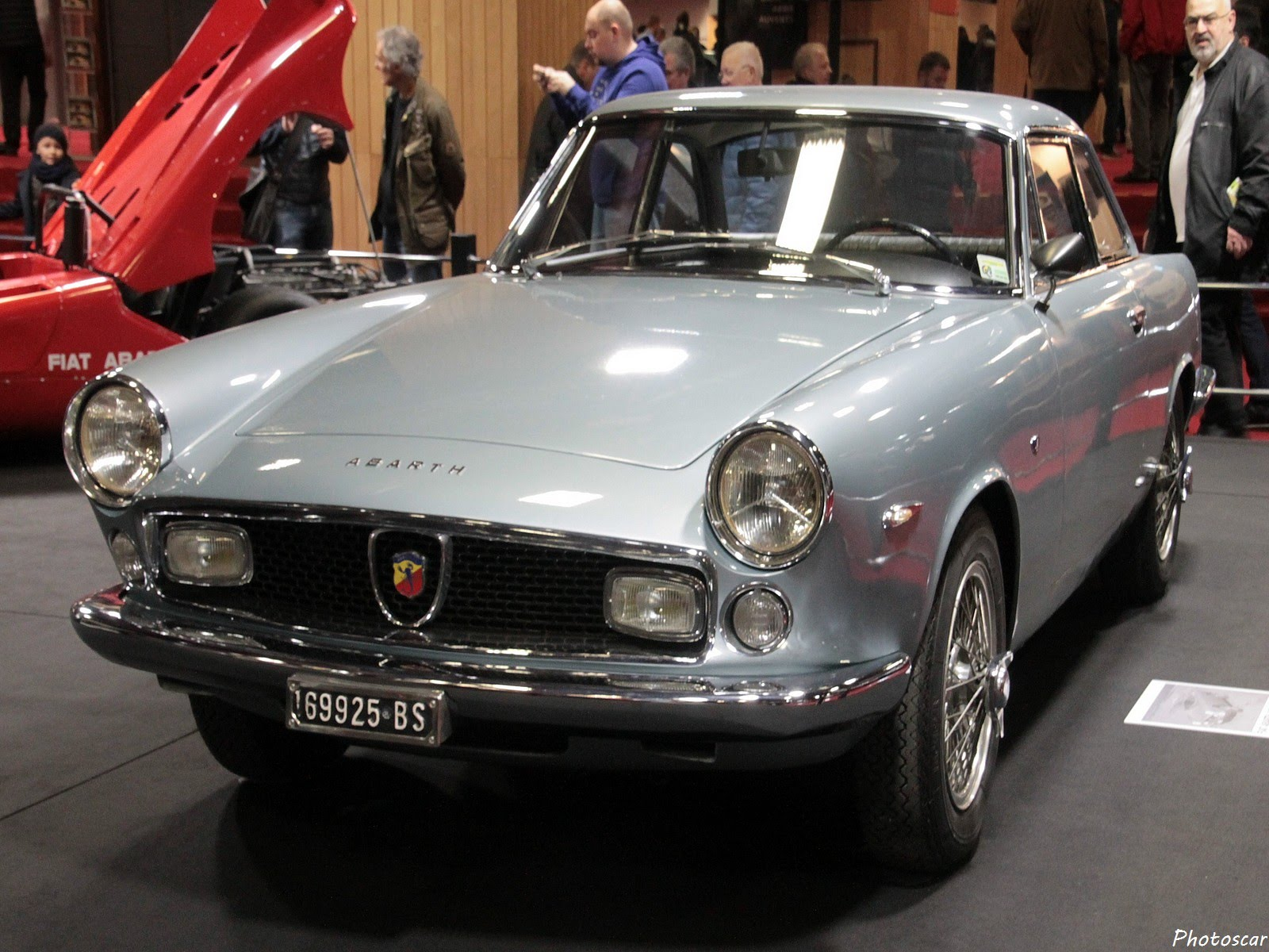 Fiat Abarth 2400 Allemano Coupe 1965