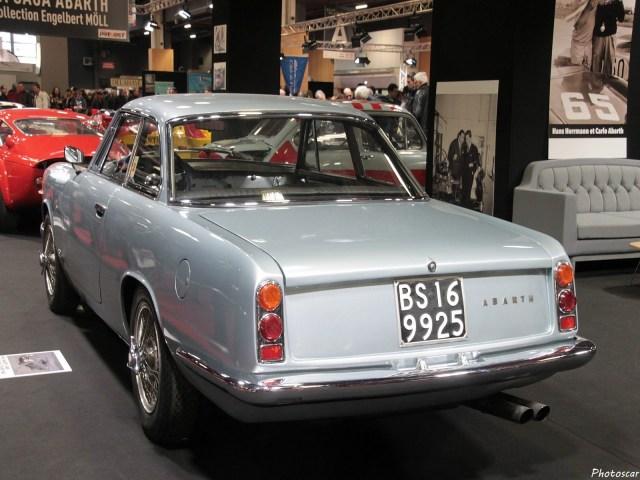 Fiat Abarth 2400 Allemano Coupe 1965 [02]