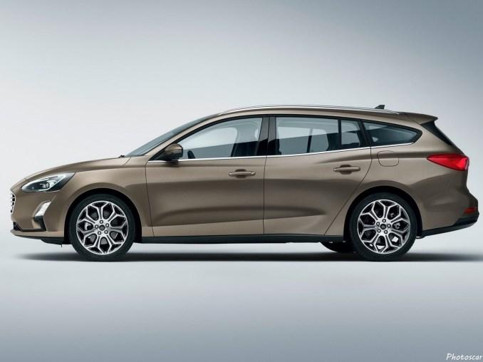 Ford Focus Wagon 2019