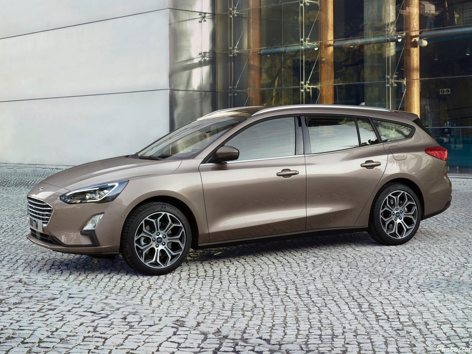 Ford Focus Wagon 2019 – Sécurité et caractéristiques technologiques