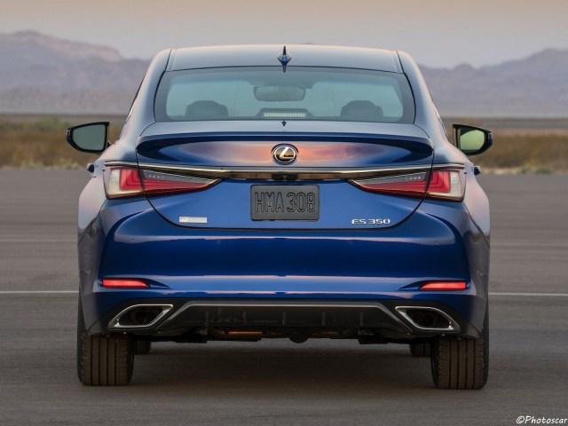 Lexus ES 350 2019 - Photoscar