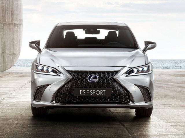 Lexus ES F-Sport 2019 - Photoscar
