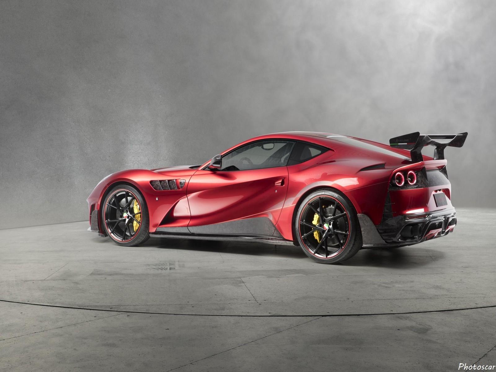 Mansory Ferrari 812 Stallone 2018