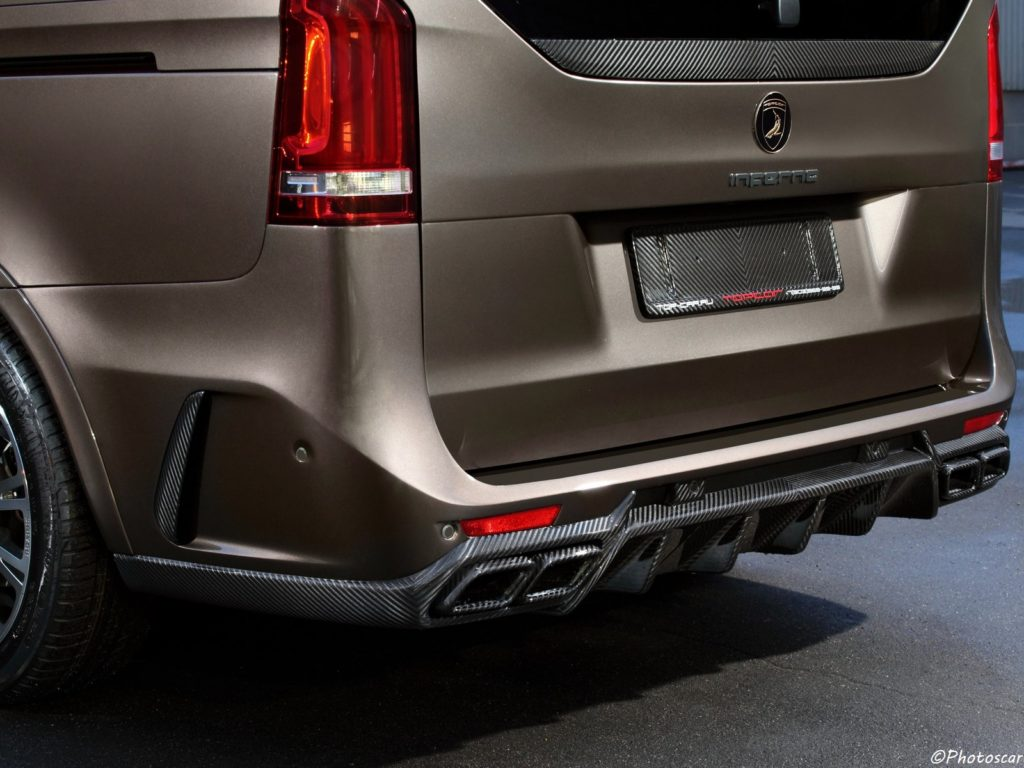 Topcar - Mercedes V-Klass Inferno 2017