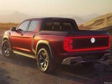 Volkswagen Atlas Tanoak Pickup Concept 2018