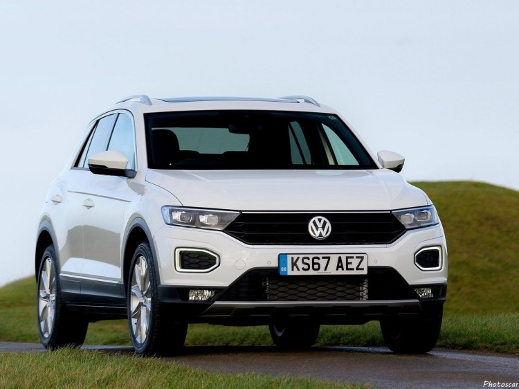 Volkswagen T-Roc UK 2018