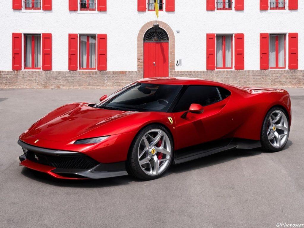 Ferrari SP38 2018