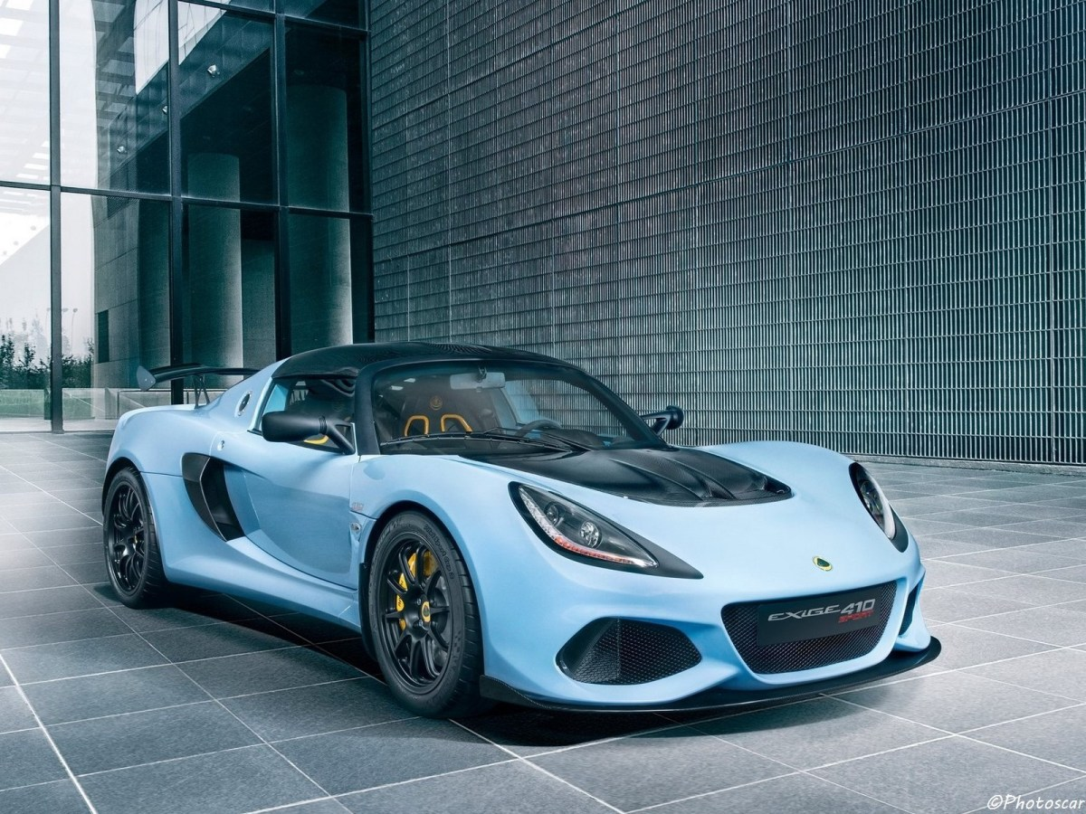 Lotus Exige Sport 410 2018 pour le plaisir de la route: 416 ch et 1 054 kg
