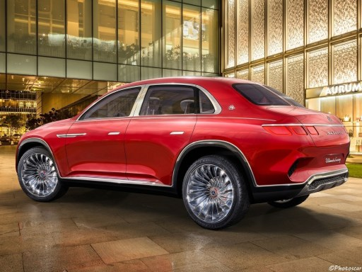 Mercedes Maybach Vision Ultimate Luxury 2018 [02]