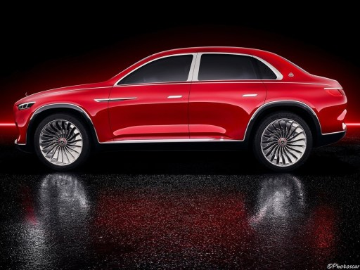 Mercedes Maybach Vision Ultimate Luxury 2018 [04]