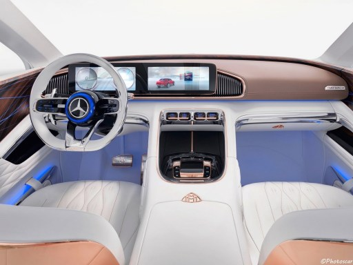 Mercedes Maybach Vision Ultimate Luxury 2018 [08]