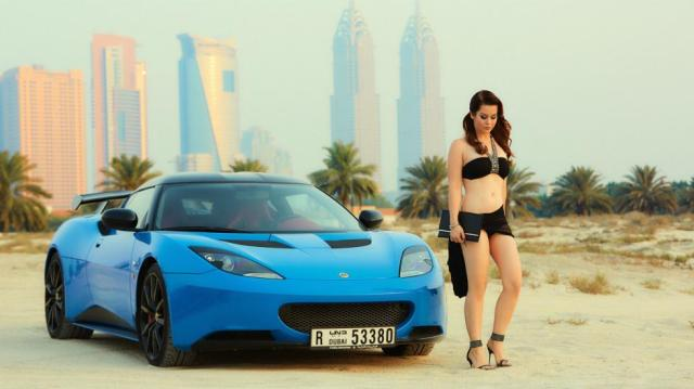 Miss Tuning Calendrier 2017 - Mai