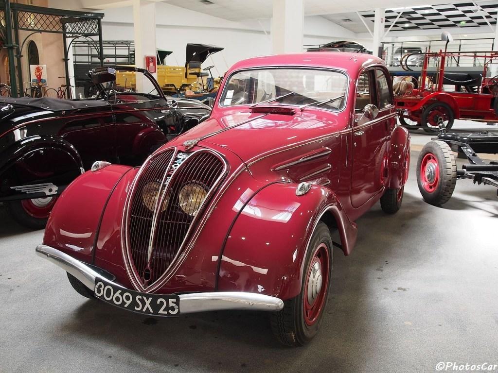 Peugeot 402 B Legere Berline Sport 1939